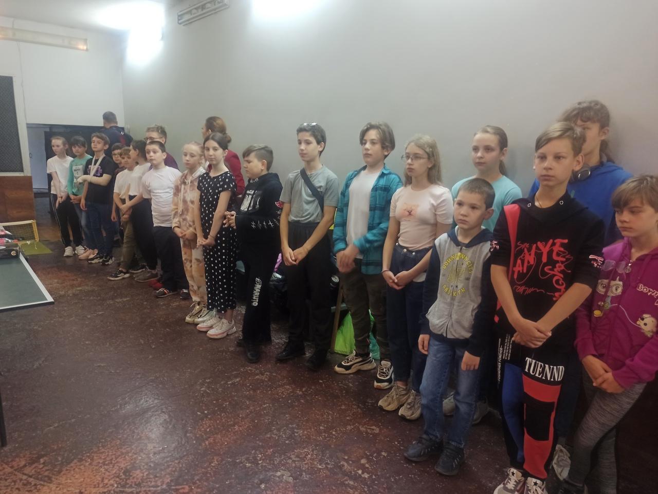 В Донецке стартовала V спартакиада среди пришкольных лагерей