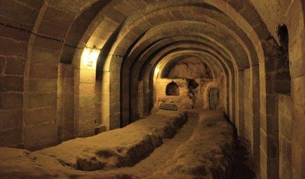 Тайны подземных городов