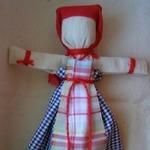 Как сделать народную куклу «От колик» своими руками