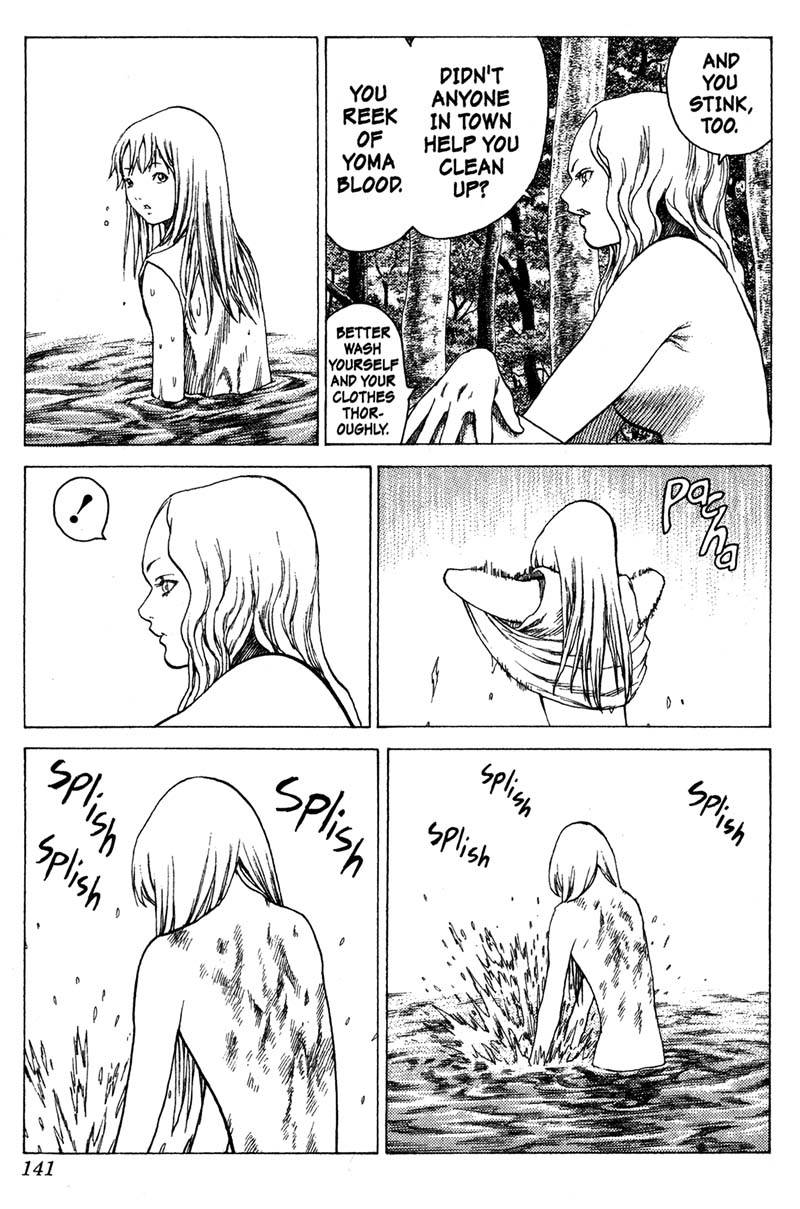 Claymore, Chapter 14, image #12