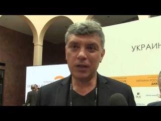 Борис Немцов признался, что он работает на США