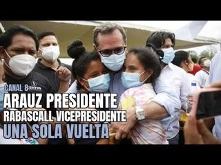 Carlos Rabascall - Informe del recorrido del binomio de Esperanza por todo el Ecuador