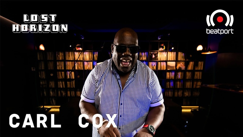 Carl Cox DJ set Lost Horizon Festival @Beatport Live
