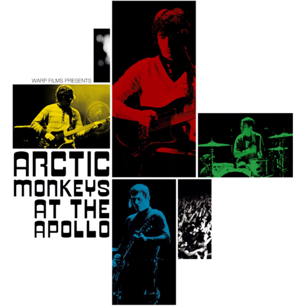 Arctic Monkeys album At The Apollo