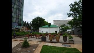 Виртуальная экскурсия в сенсорный сад. Анна Демидова.