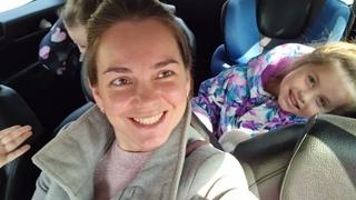 Поездка в Спб на машине с четырьмя детьми 😃
