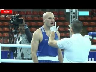 Супер сенсация! Brutal knockout! Корейский боксер нокаутировал Василий Левит!
