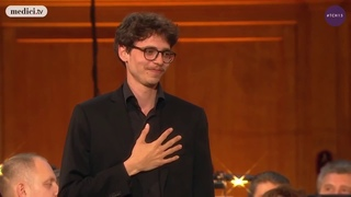 Lucas Debargue plays Tchaikovsky Sentimental Waltz, op  51 no  6   video 2015