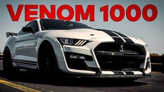 1000 HP Mustang GT500 // VENOM 1000 by Hennessey (2021)