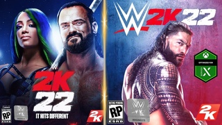 WWE 2K22 COVERS / GAME ART YOU NEED TO SEE NOW! (NEW)