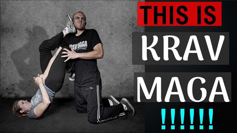 THIS IS KRAV MAGA Best Krav Maga Motivation Video MMA for the Streets