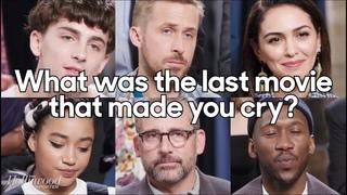 Films That Makes TIFF Stars Cry: Timothée Chalamet, Steve Carell, Kyle Chandler