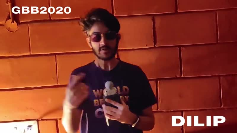 Dilip Grand Beatbox Battle 2020 World League Solo Wildcard