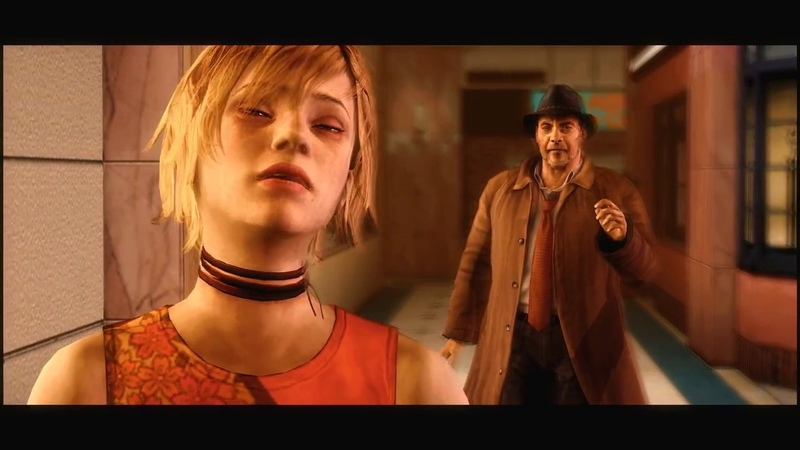 Silent Hill 3 [4K60FPS HACK] PCSX2 1.5.0 dev - Shadows OpenGL Hardware renderer Shaders