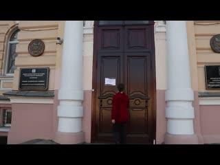 Главный корпус СибГМУ - сердце университета. Видео-экскурсия глазами студента