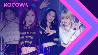 Hyojung, Seunghee, Binnie, Arin(OH MY GIRL) - Sexy Love(T-ARA) [2020 SBS Gayo Daejeon in Daegu Ep 2]