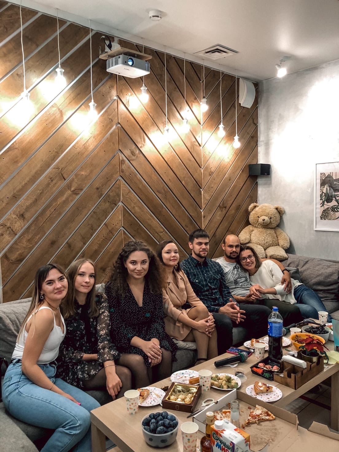 Антикафе, кафе «ВКино» - Вконтакте