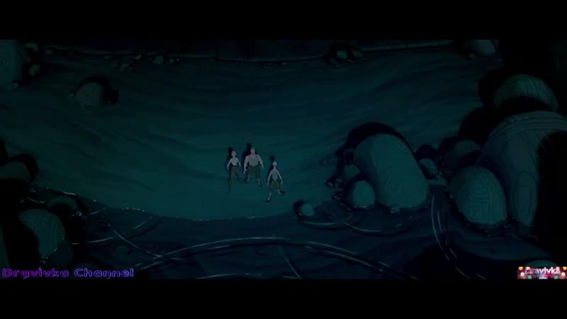 Сердце Атлантиды отрывок из мультфильма Атлантида Затерянный Мир 2001