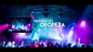 Yenderson Oropeza- Especial live set - No techno No party - 2019 Caracas - Venezuela