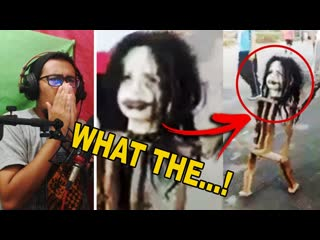 15 Creepy Dolls Caught MOVING On Tape! | Why Do They Keep All These Dolls!? LEGIT CREEPY!
