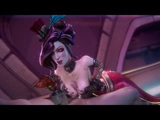 Borderlands Moxxi by FPSBlyck [ sfm nsfw 3D R34 Blender hentai Porn Rule34 ]