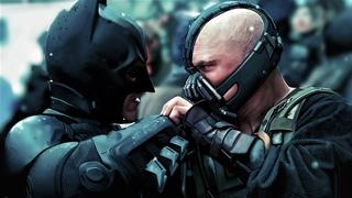 Бэтмен против Бэйна. Тёмный рыцарь: Возрождение легенды