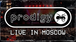 The Prodigy Live at Moscow, Manege Square, Russia () [Amateur multicam]
