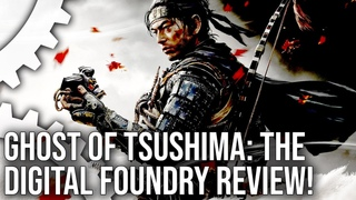 Ghost of Tsushima: The Digital Foundry Tech Review
