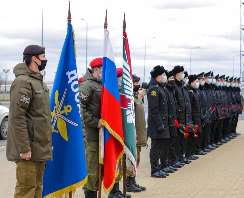 Кинокомпания «Союз Маринс Групп» приняла участие в праздновании Дня создания Регулярного флота России, изображение №2