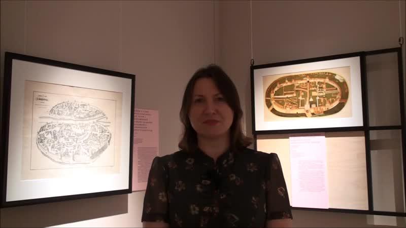 Директор проекта Светлана Тарасова о выставке Географика Новгорода