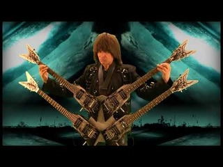 Time Traveler - Michael Angelo Batio (DON'T MIND THE GREEN SCREEN!)