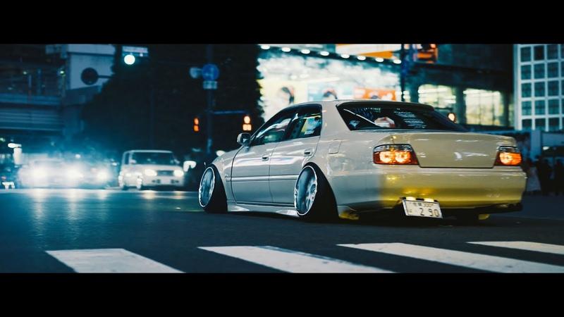 Tokyo Nights Nissan 180sx Skyline GTR R32 Toyota Chaser Nissan Laurel