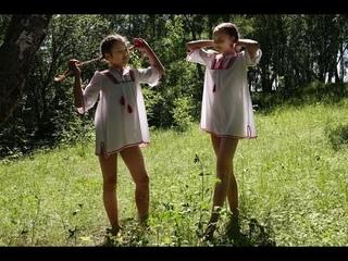 Фотостудия САНА+ (Козьмоднмьянск) - Дана и Яна. Фотосессия в Берёзовой роще