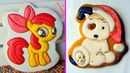 Amazing Cookies Art Decorating Ideas | Cookies Tasty | Cookies Decorating Compilation