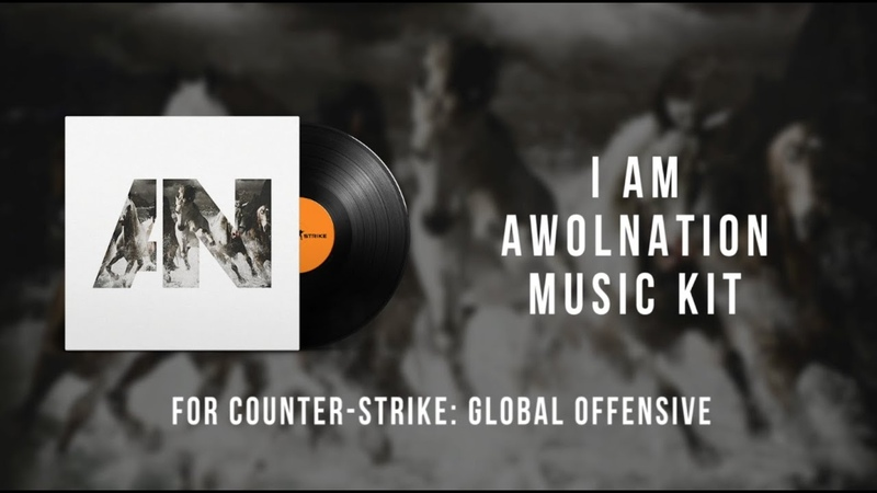 AWOLNATION Counter Strike Global Offensive CS GO Music Kit Red Bull Records