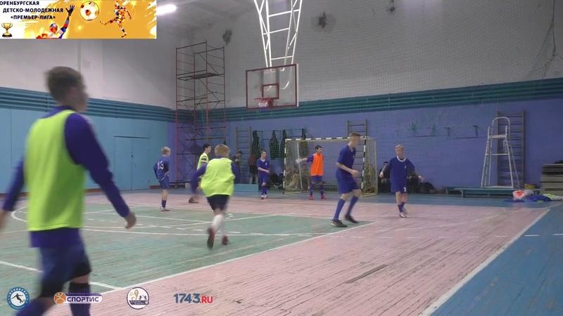 14 тур 5х5. ЦСК Оренбург – Furia 55