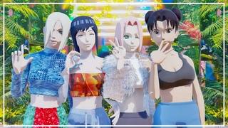 【MMD】How You Like That   Girls