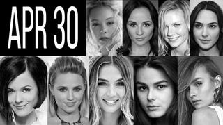 April 30  ♉ Famous BirthDays Celebrities