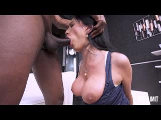HerLimit Ania Kinski- Hot brunette destroyed by BBC Letsdoeit Her Limit MILF Interracial Big Choking Hardcore Brutal