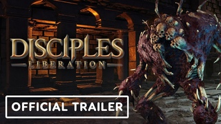 Disciples Liberation - Official Gameplay Trailer | Summer of Gaming 2021