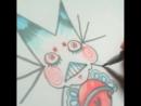 """Drawin a catfish n @mkpunx pinched my bum  art catfish kitty"""