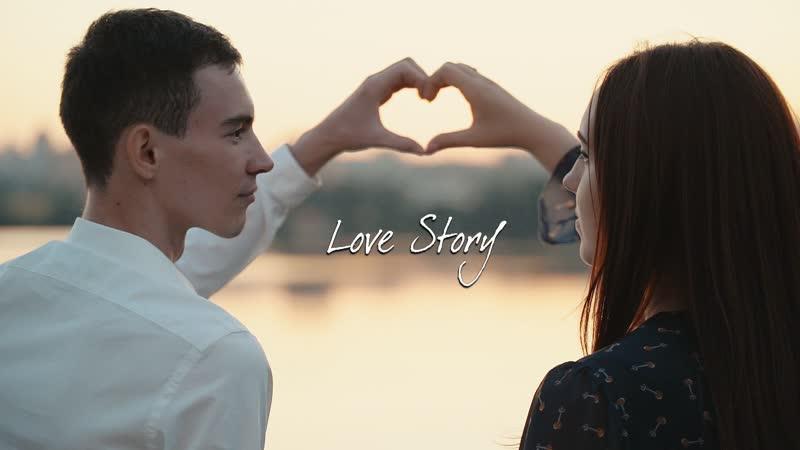 Love Story Никита и Анастасия Свадебное видео лав стори видеосъемка на свадьбу в Липецке Прогулка на катере