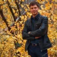 Фотография страницы Дениса Безрукова ВКонтакте
