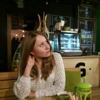 Фотография страницы Виктории Саенко ВКонтакте
