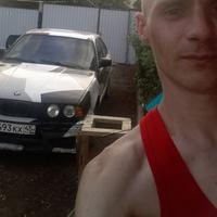Фотография страницы Алексея Кривы ВКонтакте