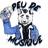 Логотип Peu de musique