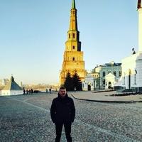 Фотография анкеты Антона Николаевского ВКонтакте