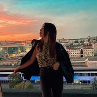 Гульназ Габдуллина фото со страницы ВКонтакте