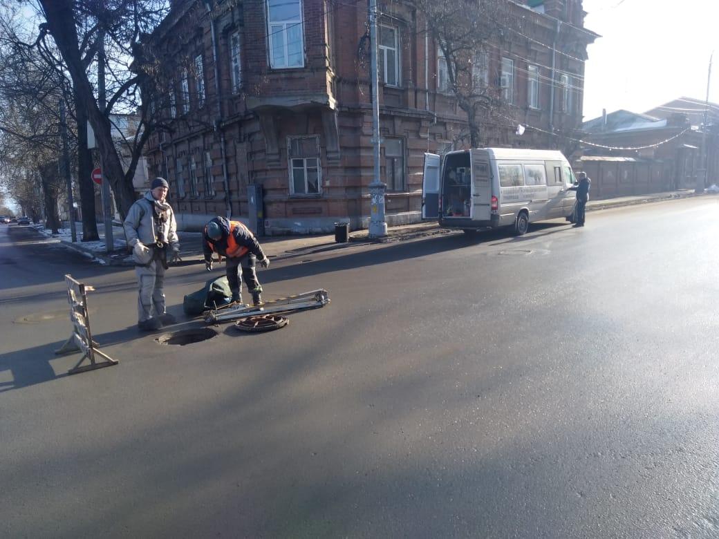 Водоканал Таганрога будет частично перекрывать улицу Петровскую