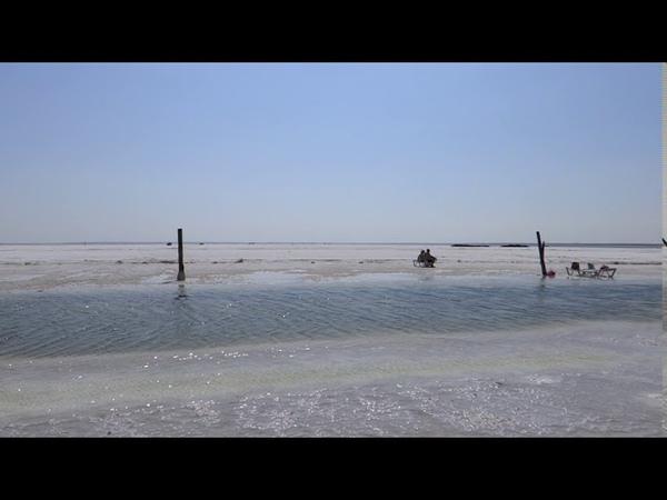 Баскунчак астраханское Мёртвое море